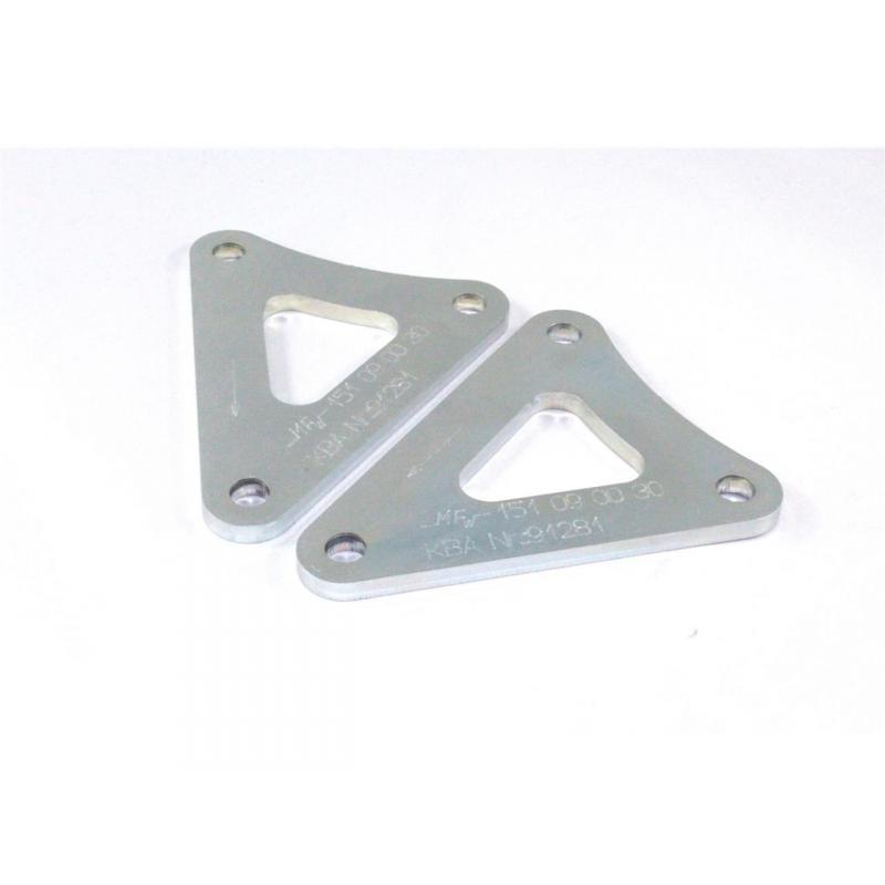 Kit rehausse de selle +25 mm Tecnium pour Yamaha YZF-R1 04-06