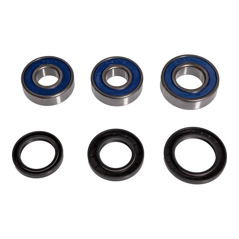 Kit roulements de roue arriere pour speedfour, tt600, daytona600, 650, 675