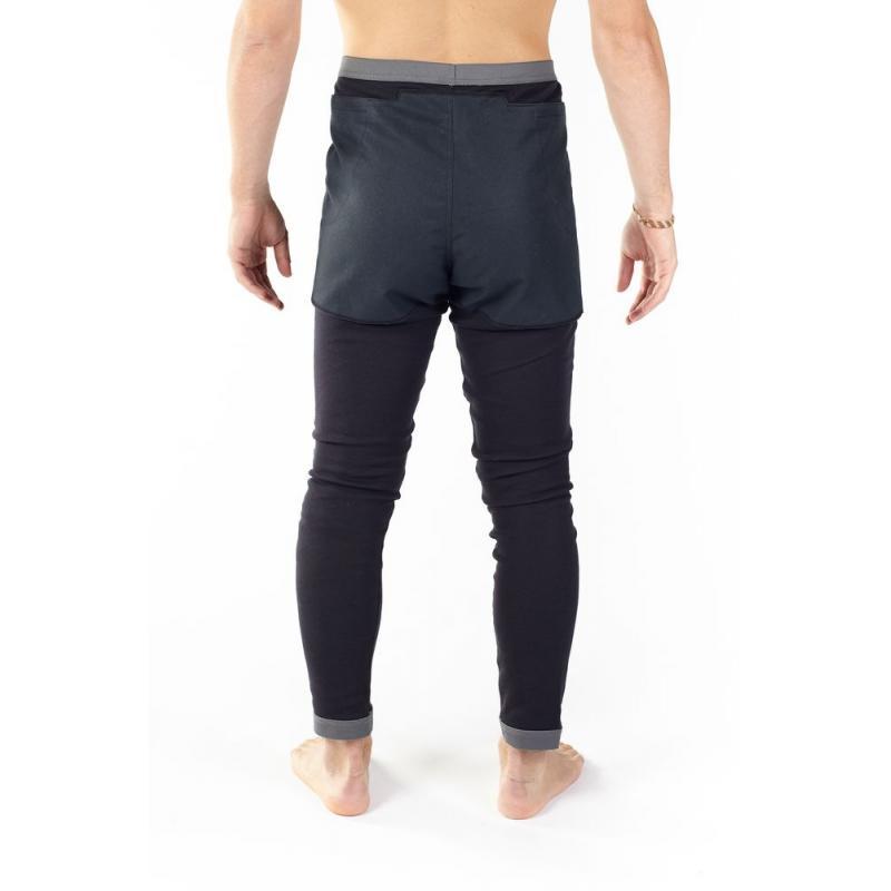 Legging Kevlar Bowtex noir - 2
