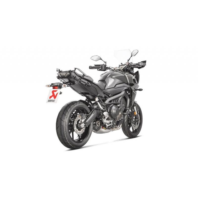 Ligne complète Akrapovic Racing line S-Y9R8-HEGEHT titane Yamaha XSR 900 16-17 - 4