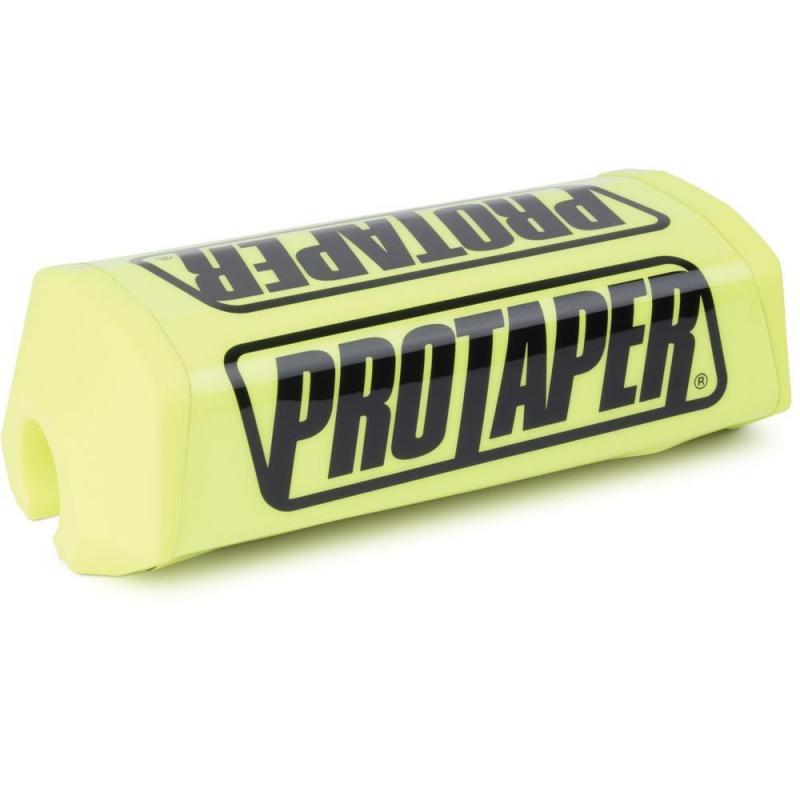 Mousse de guidon sans barre Pro Taper Race jaune fluo