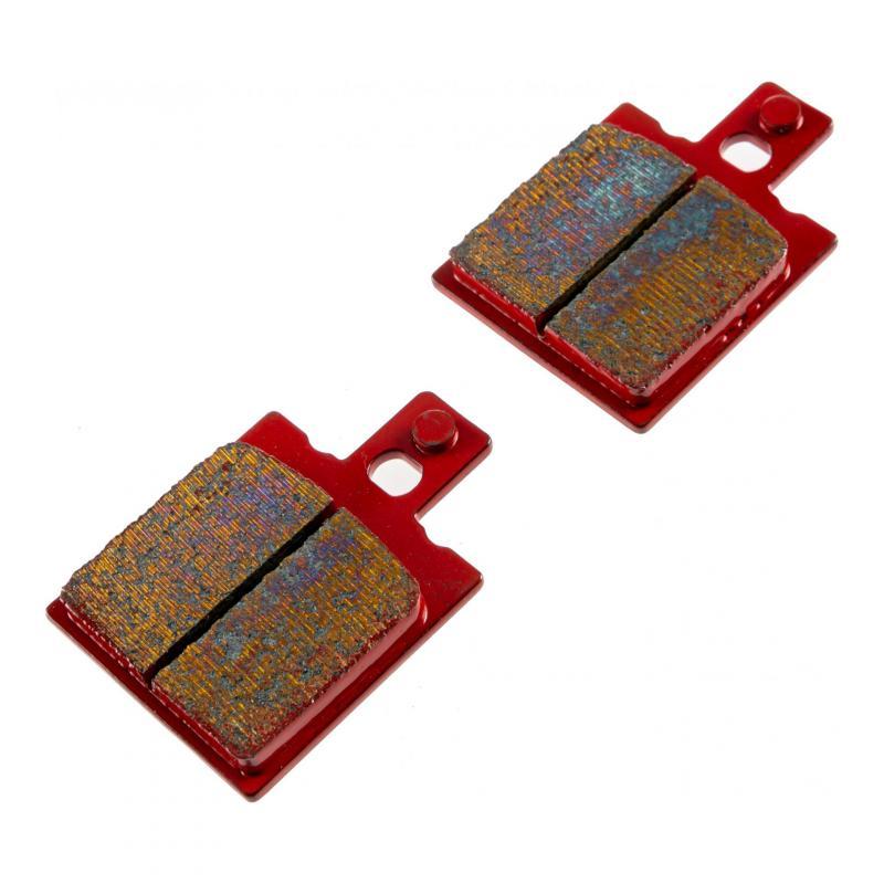 Plaquettes de frein Brembo métal fritté 07BB01SP