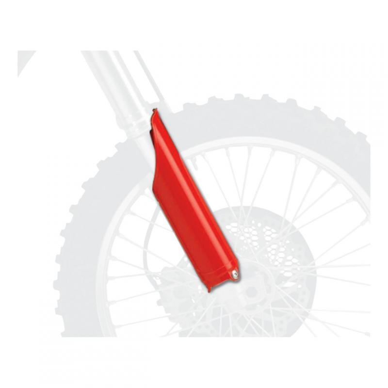 Protection de fourche Polisport Honda CRF 450R 2020 rouge