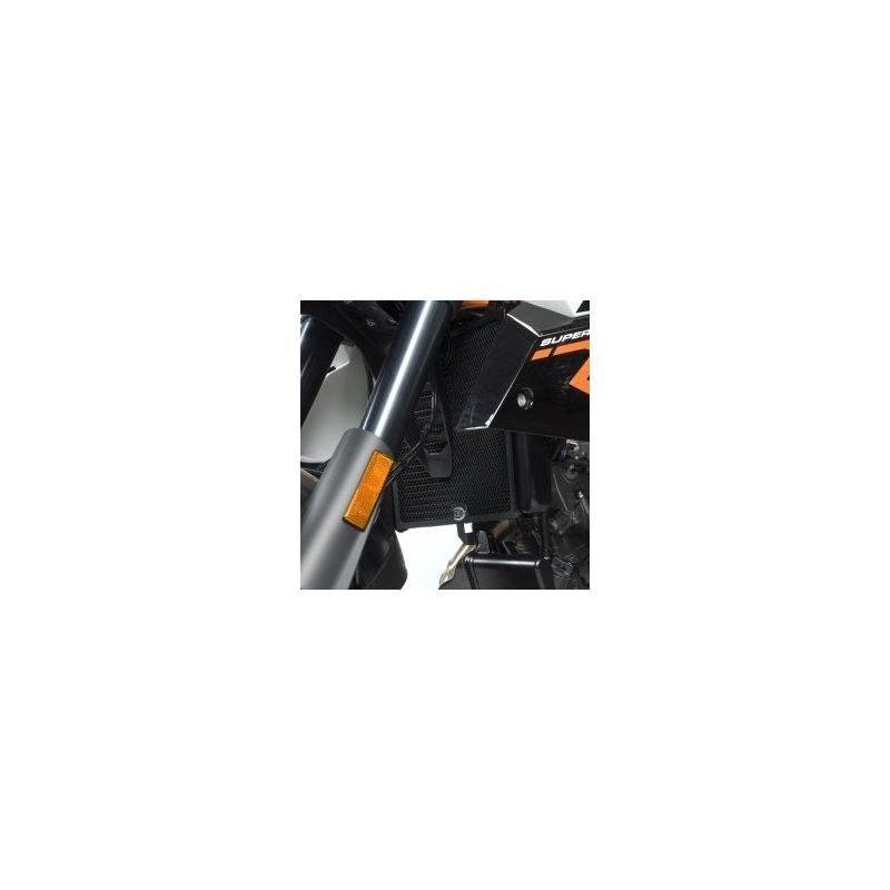 Protection de radiateur noire R&G Racing KTM 990 SMR 12-14