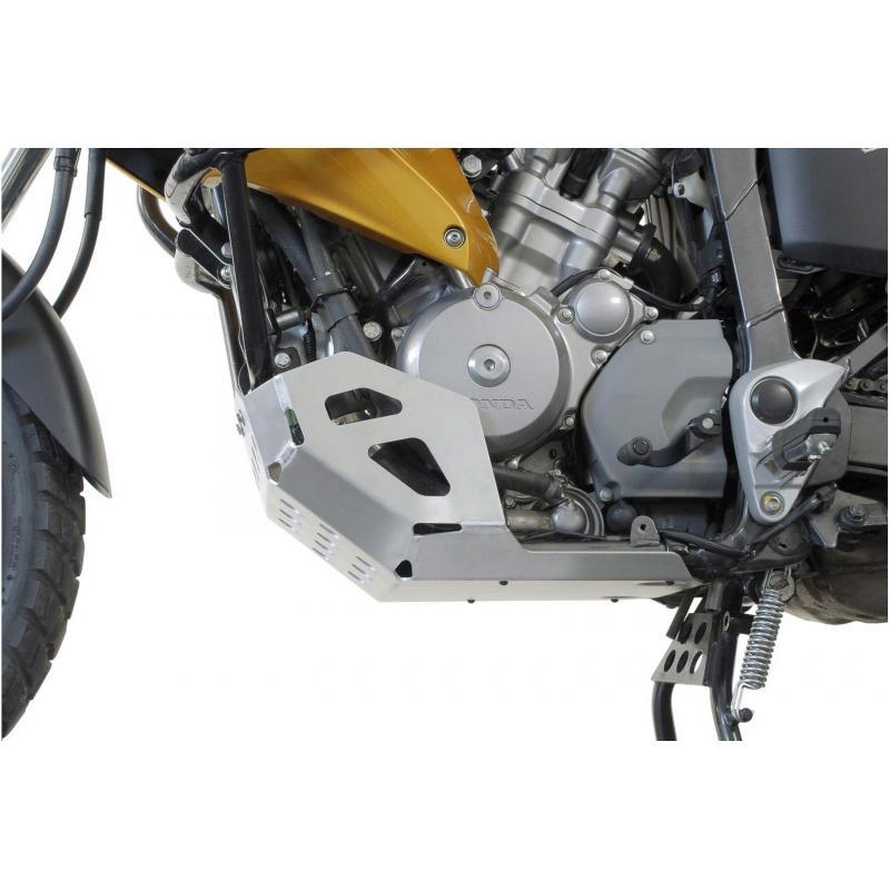 Sabot moteur SW-MOTECH gris Honda XL700V Transalp 07- - 1