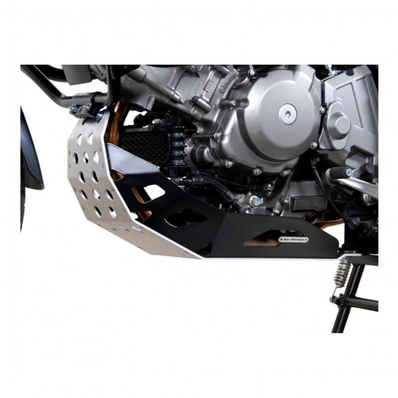 Sabot moteur SW-MOTECH noir Suzuki DL 650 V-Strom 10- 2Generation
