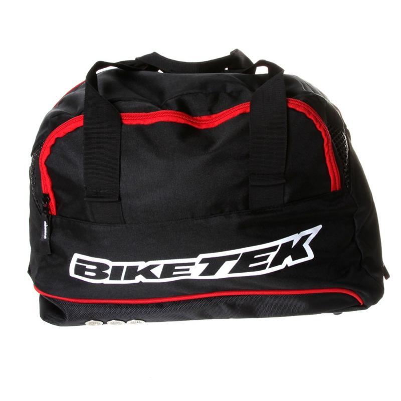 Sac à casque BikeTek noir - 1