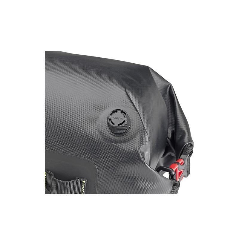 Sac rouleau 20 litres Givi Gravel-T GRT714 noir - 2