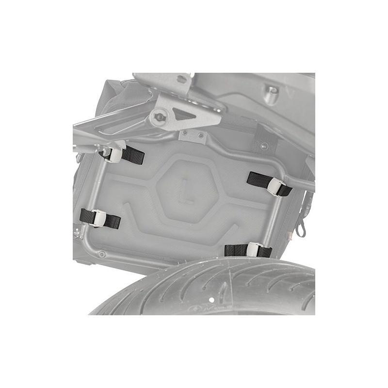 Sacoches latérales Givi UT808 noir - 3