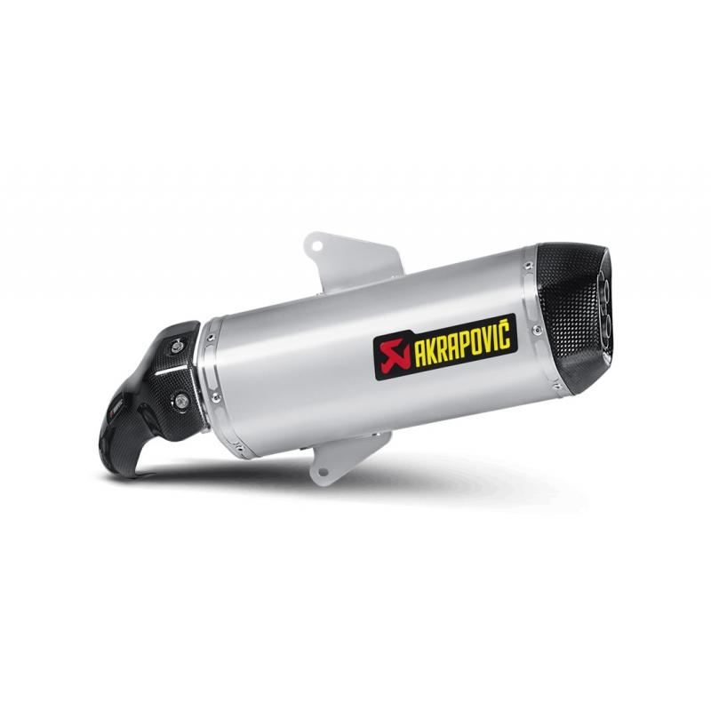 Silencieux Akrapovic Aprilia 850 SRV 12-16 - 1