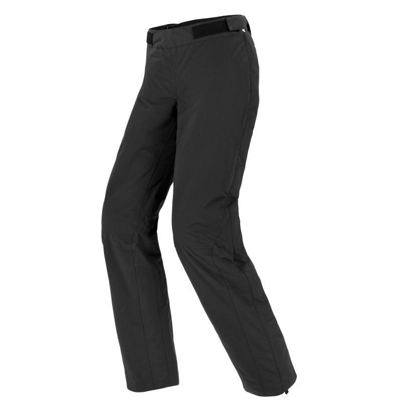 Sur-pantalon textile femme Spidi Superstorm Lady noir - 1