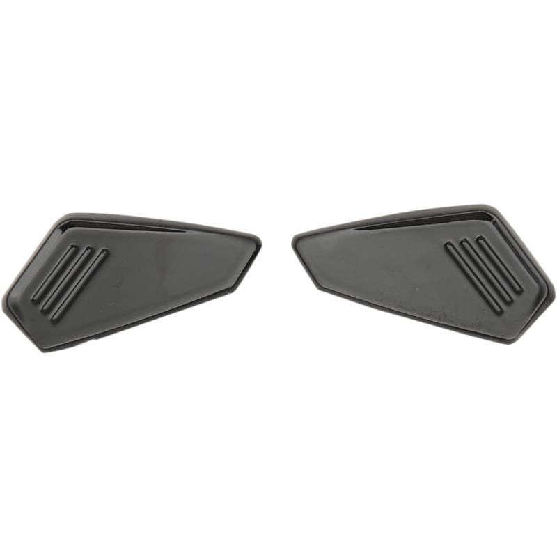 Volets de ventilation supérieur Icon pour casque Airframe Pro noir