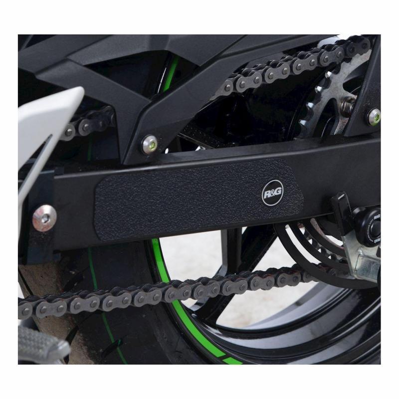 Adhésif anti-frottements R&G Racing noir Kawasaki Z 400 19-20