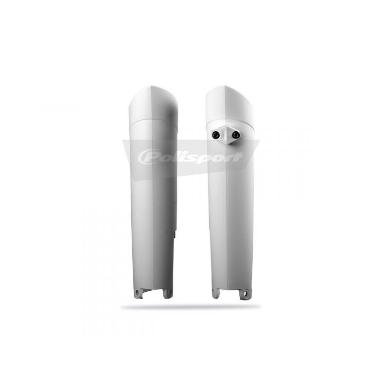 Protection de fourche Polisport Husqvarna 501 FE 14-15 (blanc origine 11-14)