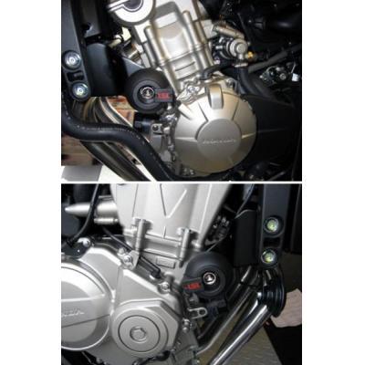 Kit fixation sur moteur pour tampon de protection LSL Honda CBF 600 N/S 08-13