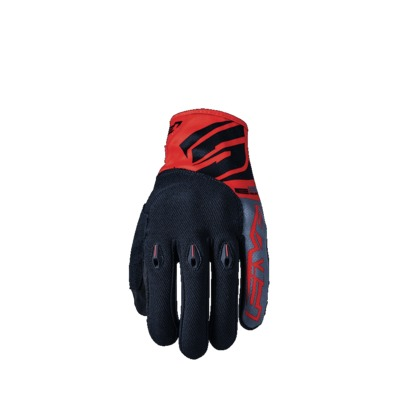 Gants enduro Five E3 Evo rouge