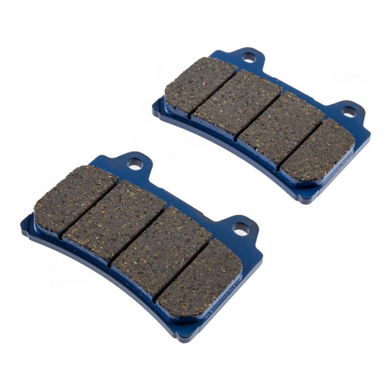 Plaquettes de frein Brembo carbone-céramique 07YA3507