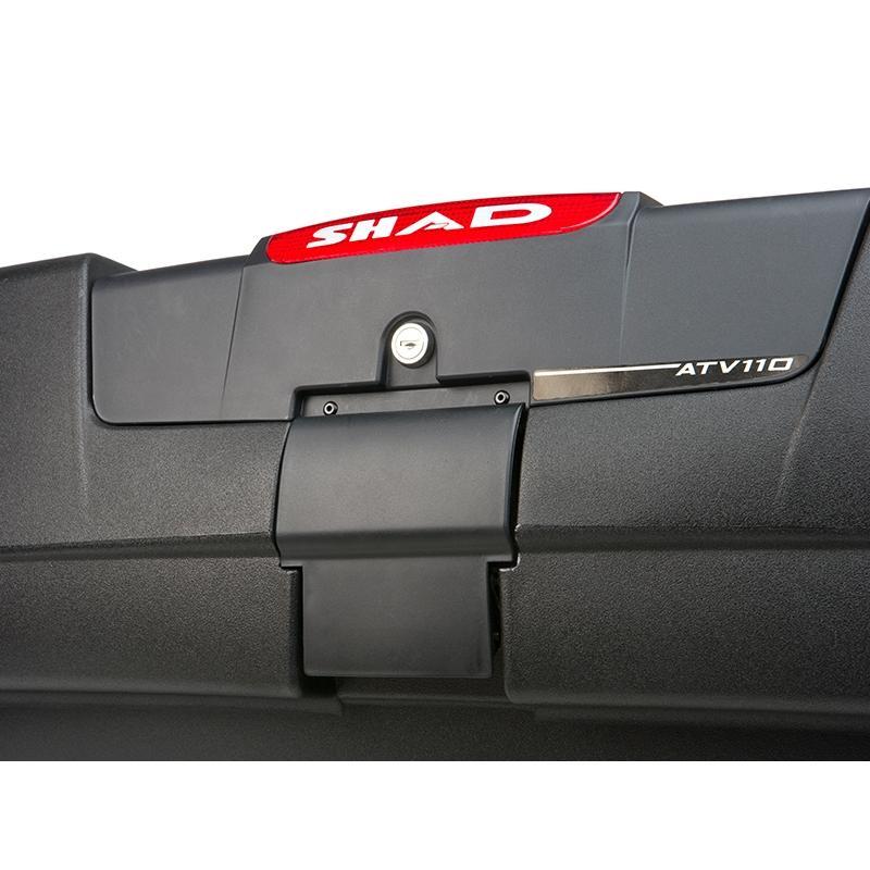 Top case quad Shad ATV 110 noir - 4