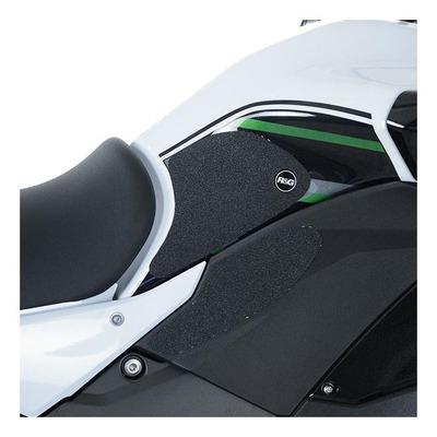 Kit grip de réservoir R&G Racing translucide Kawasaki Versys 1000 19-20