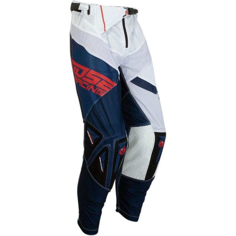 Pantalon cross Moose Racing Sahara gris/noir