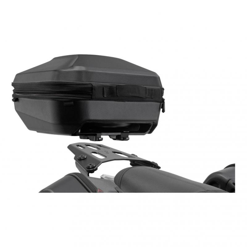 Top case SW-Motech Urban ABS noir avec porte-bagages STREET-RACK Honda CB 500 F 18-19