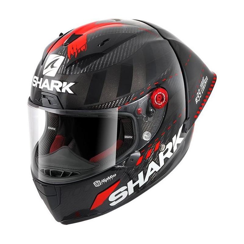 Casque intégral Shark Race-R Pro GP Lorenzo 99 Winter Test rouge/noir