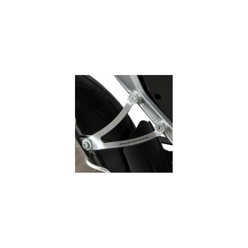 Patte de fixation de silencieux R&G Racing aluminium KTM Duke 690 12-18