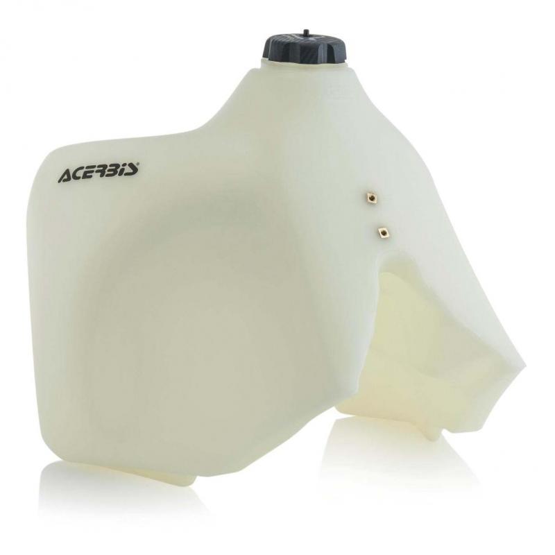Réservoir de carburant Acerbis Honda XR 400R 96-04 transparent (22 Litres)