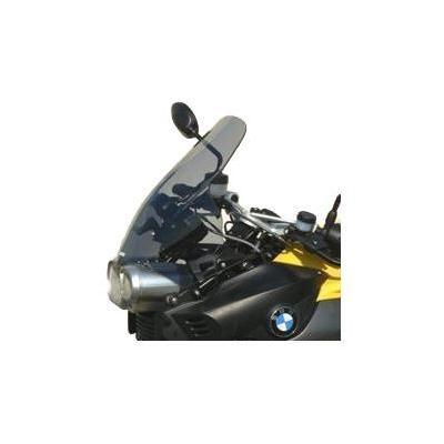 Bulle Bullster haute protection 47 cm fumée grise BMW K 1200 R 05-08
