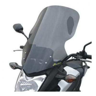 Bulle Bullster haute protection 53 cm fumée grise Honda NC 700 X 12-14