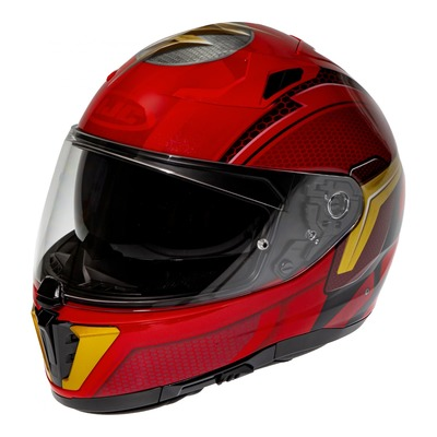 Casque intégral HJC i70 The Flash DC Comics MC1