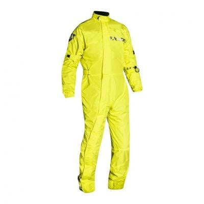 Combinaison de pluie textile Ixon YOSEMITE jaune/noir