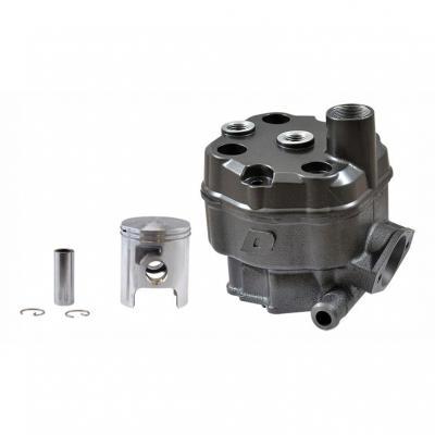 Cylindre culasse Doppler fonte Ø40,3 avec piston Vertex Derbi Euro 2 -06