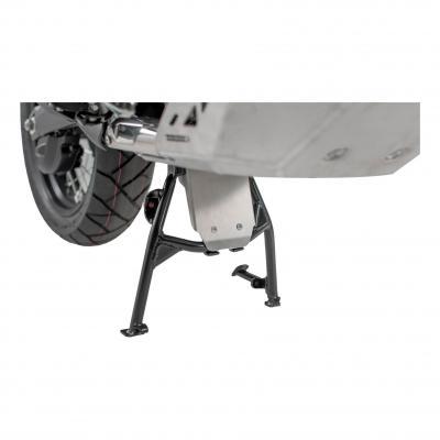 Extension de protection moteur SW-MOTECH pour béquille centrale gris Honda CRF1000L Africa Twin 15-
