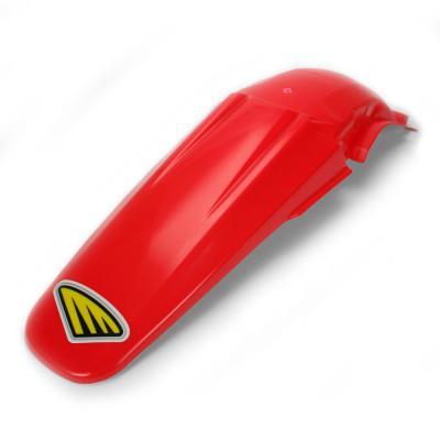 Garde-boue arrière Cycra Powerflow Honda CR 125R 02-07 rouge