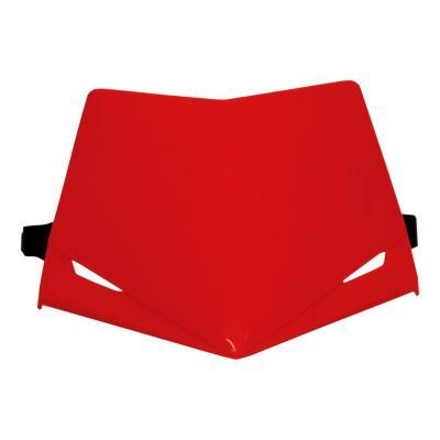 Partie supérieure de la plaque phare UFO Stealth rouge (rouge cr/crf 00-19)