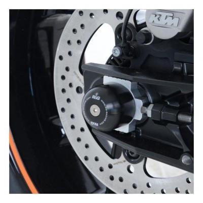 Patin de bras oscillant R&G Racing noir KTM 790 Duke 18-20