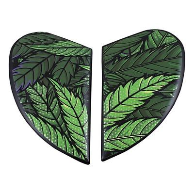 Plaques latérales Icon Airform Ritemind vert