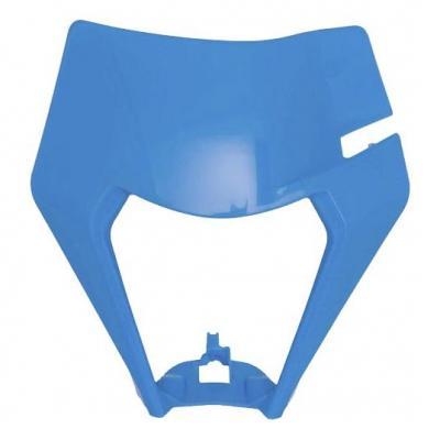 Plastique plaque phare RTech Limited Edition KTM 250 EXC-F 2020 bleu clair