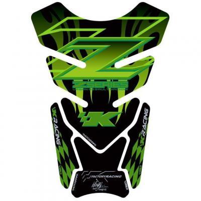 Protection de réservoir Motografix noir/vert Kawasaki Z 4 pièces