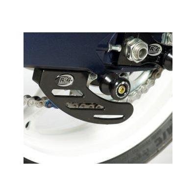 Protège couronne R&G Racing noir Suzuki GSX-R 750 11-18