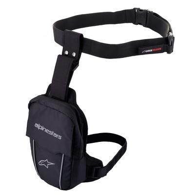 Sacoche de cuisse Alpinestars Access thigh bag noir/noir