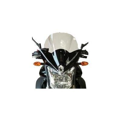 Saute-vent Bullster haute protection 36 cm fumé noir Yamaha XJ6 N 09-14
