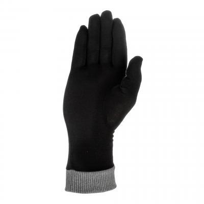 Sous gants noir/gris