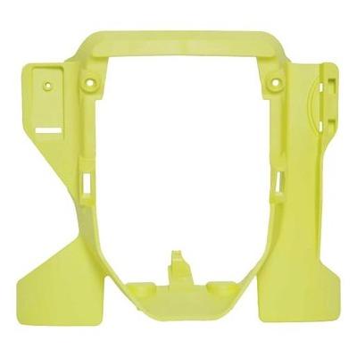 Support plaque phare RTech Husqvarna 250 TE 2020 jaune (jaune Husqvarna)