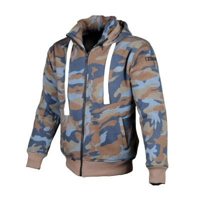 Sweat à capuche Booster Hoodie Core camouflage bleu/marron