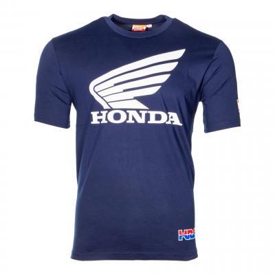 Tee-shirt Repsol Racing Collection Honda Wing bleu