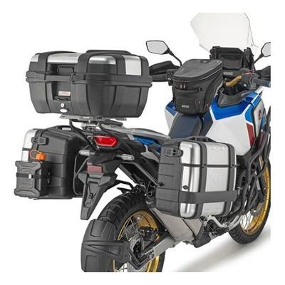 Supports de valises latérales Givi ONE-FIT (PLO) pour système Monokey Honda CRF 1100L Africa Twin Ad