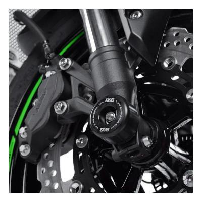Tampons de protection de fourche R&G Racing Kawasaki Z900 17-18