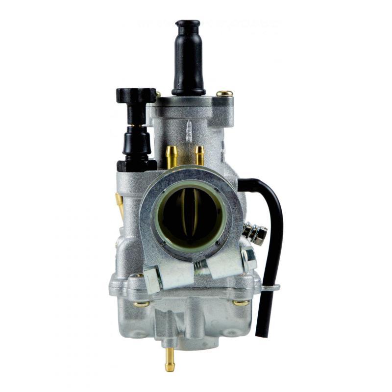 Carburateur Polini D.19 Starter à tirette montage rigide - 2